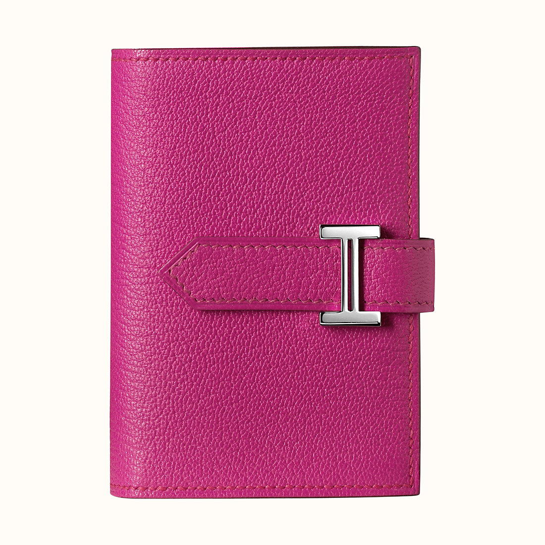 臺灣桃園縣愛馬仕短錢包 Hermes Bearn mini wallet CKL3 Rose Pourpre