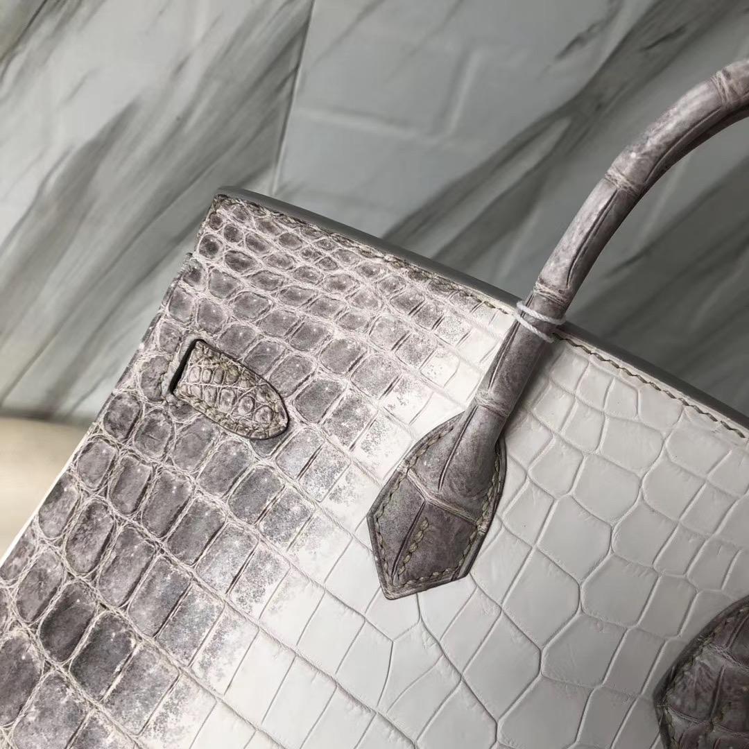 臺灣新北市汐止區 愛馬仕喜馬拉雅鉑金包 Hermes Birkin 25cm Himalaya