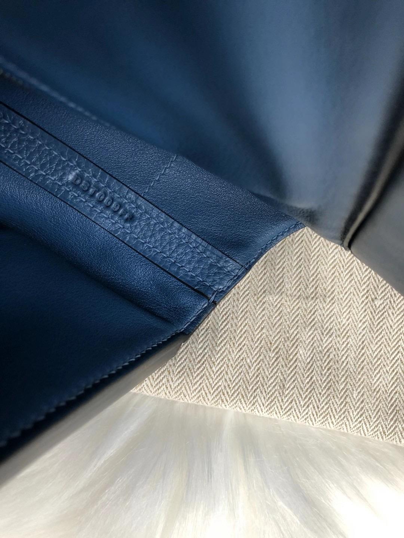 香港淺水灣 深水灣 石澳 Hermes Kelly 24/24 S4 Deep Blue 深邃藍 taurillon Maurice