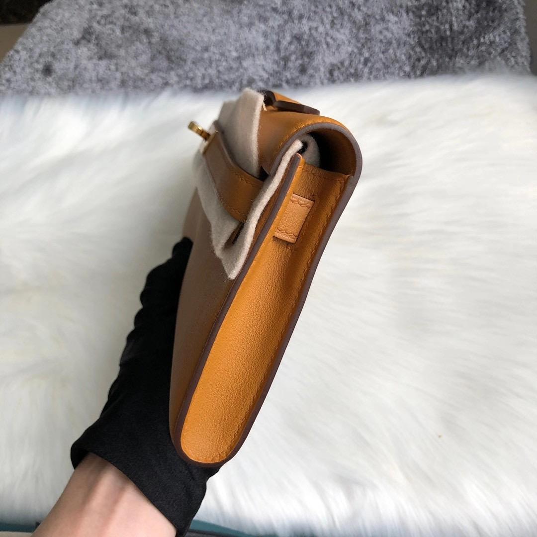 臺灣桃園市蘆竹區 新屋區 Hermes Kelly cut 31cm Swift 2S 芝麻色 Sesame